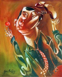 The lollipop's revolution
