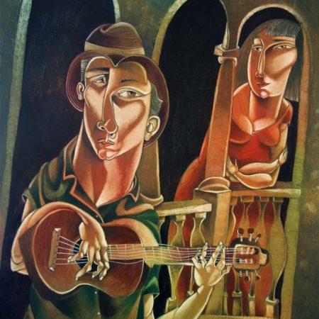 The old serenade